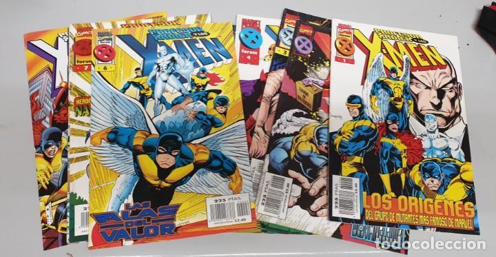PROFESOR XAVIR Y LOS X-MEN ¡ LOTE 10 PRIMEROS NUMEROS ! MARVEL - FORUM (Tebeos y Comics - Forum - X-Men)