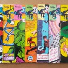 Cómics: LOTE SPIDERMAN: 18 NÚMEROS ENTRE 103 Y 129 (FORUM, 1983-1987). VER DESCRIPCIÓN.. Lote 268401864