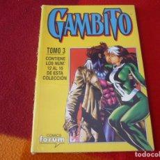 Cómics: GAMBITO NºS 12 AL 16 RETAPADO 3 ¡MUY BUEN ESTADO! FORUM MARVEL. Lote 268570049