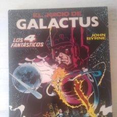 Comics : EL JUICIO DE GALACTUS - LOS 4 FANTASTICOS - FORUM COMIC MARVEL. Lote 268819134