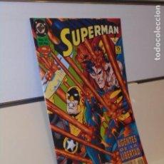 Cómics: SUPERMAN Nº 31 AGENTES DE LA LIBERTAD DC - ZINCO. Lote 268869184