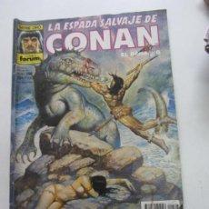Fumetti: LA ESPADA SALVAJE DE CONAN EL BARBARO. SERIE ORO. Nº 166 FORUM MUY DIFICIL ARX20. Lote 268910274