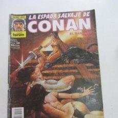 Cómics: LA ESPADA SALVAJE DE CONAN. Nº 165 FORUM MUCHOS EN VENTA MIRA TUS FALTAS ARX20. Lote 268910484