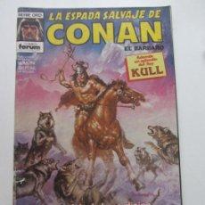 Cómics: LA ESPADA SALVAJE DE CONAN. Nº 74 FORUM MUCHOS EN VENTA MIRA TUS FALTAS ARX20. Lote 268910519