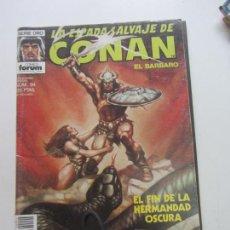 Cómics: LA ESPADA SALVAJE DE CONAN. Nº 94 FORUM MUCHOS EN VENTA MIRA TUS FALTAS ARX20. Lote 268910569