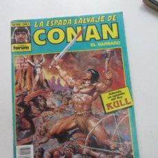 Cómics: LA ESPADA SALVAJE DE CONAN. Nº 87 FORUM MUCHOS EN VENTA MIRA TUS FALTAS ARX20. Lote 268910634