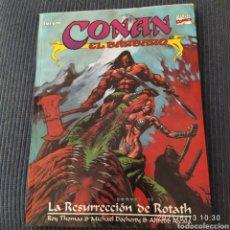 Cómics: CONAN LA RESURRECCION DE ROTAH FORUM. Lote 268917094