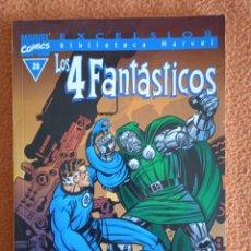Cómics: BIBLIOTECA MARVEL LOS 4 FANTASTICOS 28 FORUM. Lote 268927784