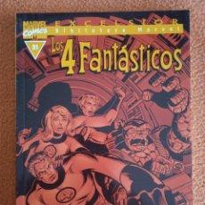 Cómics: BIBLIOTECA MARVEL LOS 4 FANTASTICOS 31 FORUM. Lote 268930494