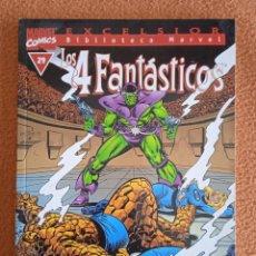 Cómics: BIBLIOTECA MARVEL LOS 4 FANTASTICOS 29 FORUM. Lote 268932709
