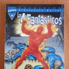 Cómics: BIBLIOTECA MARVEL LOS 4 FANTASTICOS 30 FORUM. Lote 268932769