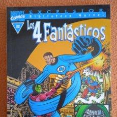 Cómics: BIBLIOTECA MARVEL LOS 4 FANTASTICOS 32 FORUM. Lote 268932854