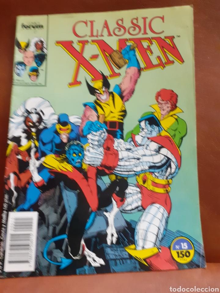 Cómics: comic: FORUM nº 15 CALSSIC X-MEN.- - Foto 2 - 28767448