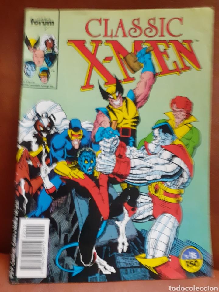 Cómics: comic: FORUM nº 15 CALSSIC X-MEN.- - Foto 3 - 28767448