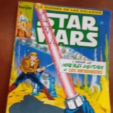 Cómics: COMIC FORUM NÚM. 9 STAR WARS .LA GUERRA DE LAS GALAXIAS.COMBATE MORTAL. Lote 268957954