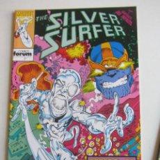 Cómics: SILVER SURFER VOL. 2 Nº 19 FORUM MUCHOS EN VENTA MIRA TUS FALTAS BUEN ESTADO ARX37. Lote 268972554