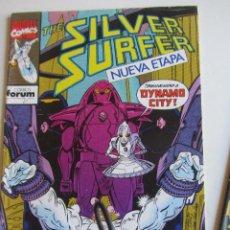Cómics: SILVER SURFER VOL. 2 Nº 2 FORUM MUCHOS EN VENTA MIRA TUS FALTAS BUEN ESTADO ARX37. Lote 268972704