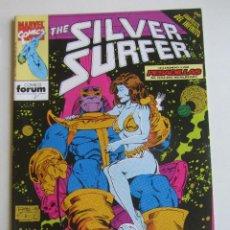 Cómics: SILVER SURFER VOL. 2 Nº 18 FORUM MUCHOS EN VENTA MIRA TUS FALTAS BUEN ESTADO ARX37. Lote 268972804