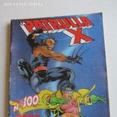 Cómics: PATRULLA X VOL 1 Nº 100 FORUM MUCHOS EN VENTA MIRA TUS FALTAS ARX37. Lote 268974219
