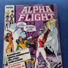 Cómics: TOMO RETAPADO ALPHA FLIGHT LA MASA # 27 28 29 30 Y 31 FORUM. Lote 264473059