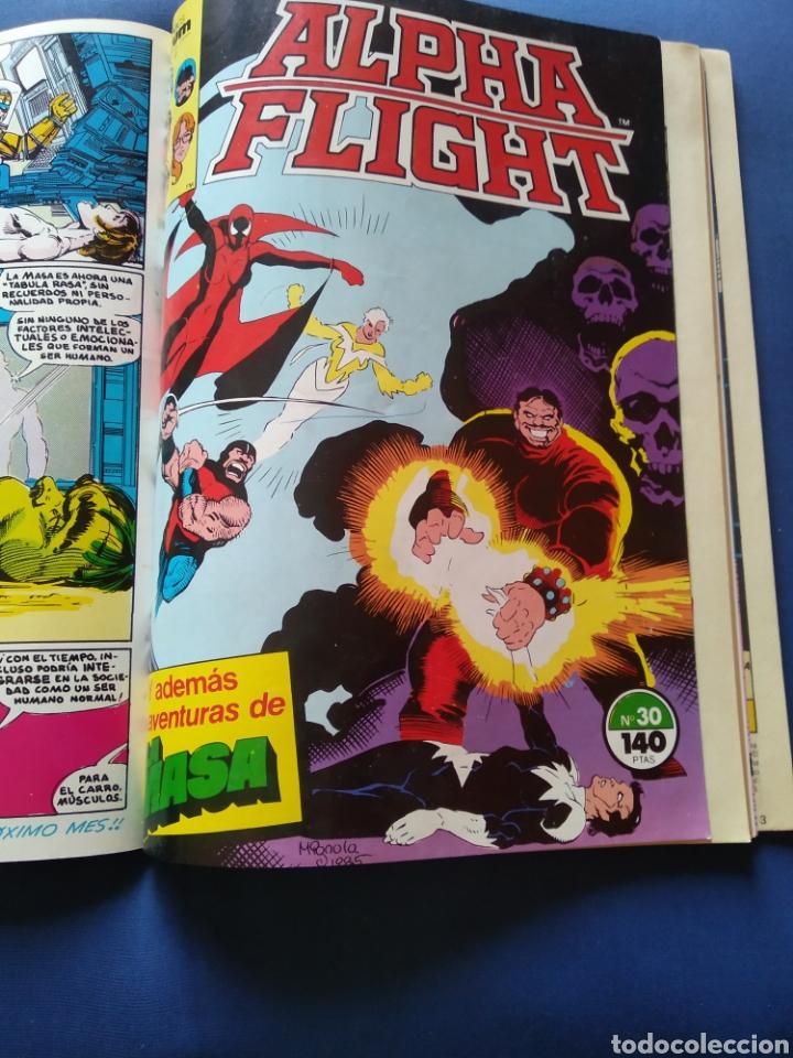 Cómics: Tomo retapado Alpha Flight La Masa # 27 28 29 30 y 31 Forum - Foto 3 - 264473059