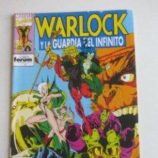 Cómics: WARLOCK Y LA GUARDIA DEL INFINITO Nº 7 STARLIN BUEN ESTADO FORUM MARVEL ARX47. Lote 268986144