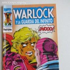 Cómics: WARLOCK Y LA GUARDIA DEL INFINITO Nº 3 STARLIN BUEN ESTADO FORUM MARVEL ARX47. Lote 268986254