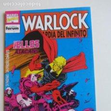 Cómics: WARLOCK Y LA GUARDIA DEL INFINITO Nº 4 STARLIN BUEN ESTADO FORUM MARVEL ARX47. Lote 268986319