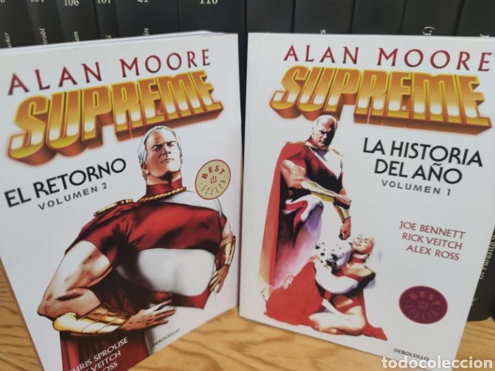 SUPREME DE ALAN MOORE (2 TOMOS, COMPLETO) (Tebeos y Comics - Forum - Prestiges y Tomos)
