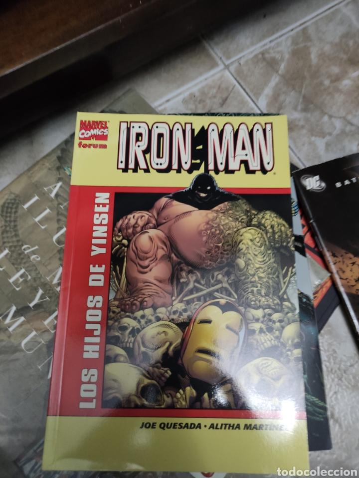 IRON MAN LOS HIJOS DEL YINSEN (Tebeos y Comics - Forum - Iron Man)