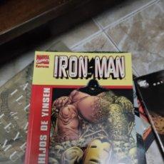 Cómics: IRON MAN LOS HIJOS DEL YINSEN. Lote 269001024
