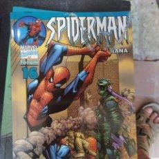Comics : SPIDERMAN, EL HOMBRE ARAÑA Nº 16. Lote 269033859