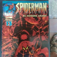 Comics : SPIDERMAN, EL HOMBRE ARAÑA Nº 13. Lote 269033934