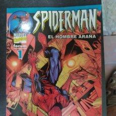 Comics : SPIDERMAN, EL HOMBRE ARAÑA Nº 1. Lote 269034044
