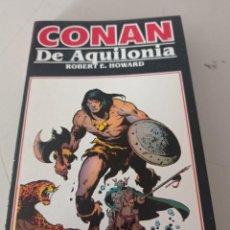 Comics: NOVELA CONAN DE AQUILONIA DE EDICIONES FORUM Nº 11 REF. UR MES. Lote 286284963