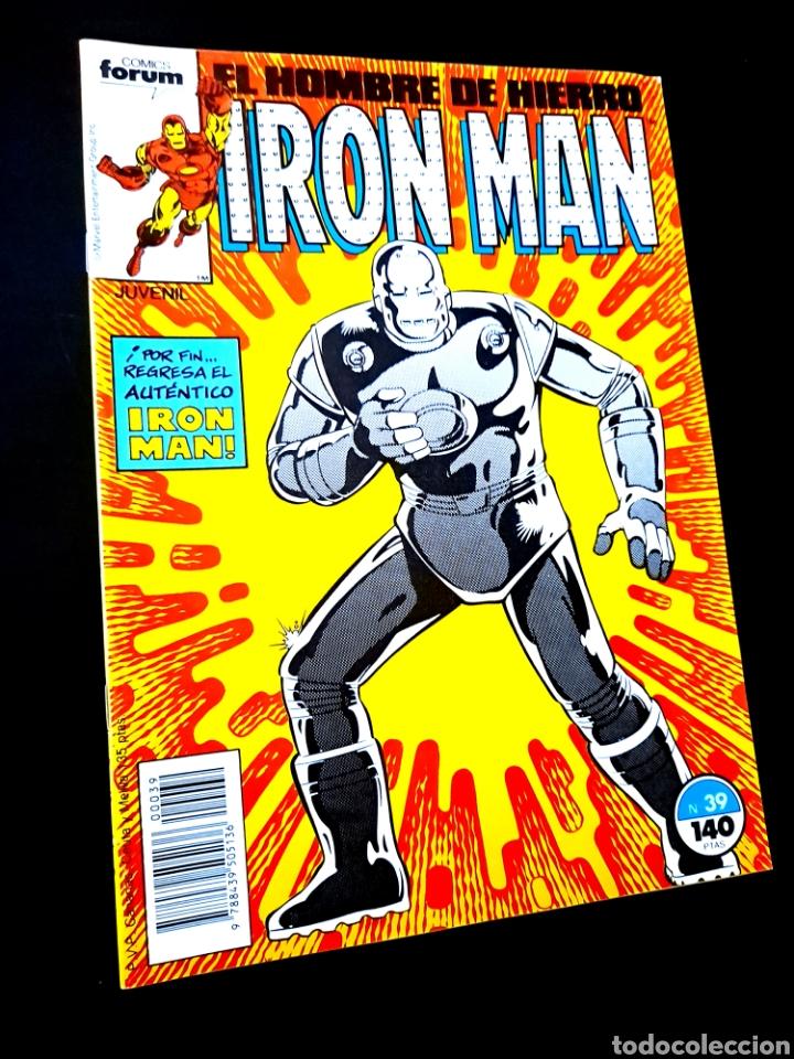DE KIOSCO IRON MAN 39 COMICS FORUM (Tebeos y Comics - Forum - Iron Man)