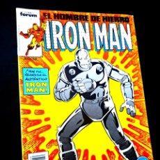 Cómics: DE KIOSCO IRON MAN 39 COMICS FORUM. Lote 269043643