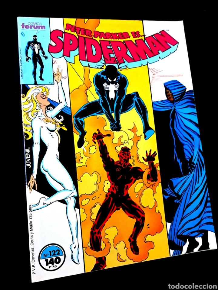 MUY BUEN ESTADO SPIDERMAN 122 COMICS FORUM (Tebeos y Comics - Forum - Spiderman)
