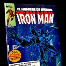 Cómics: MUY BUEN ESTADO IRON MAN 10 COMICS FORUM. Lote 269050503