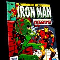 Cómics: EXCELENTE ESTADO IRON MAN 38 COMICS FORUM. Lote 269051303