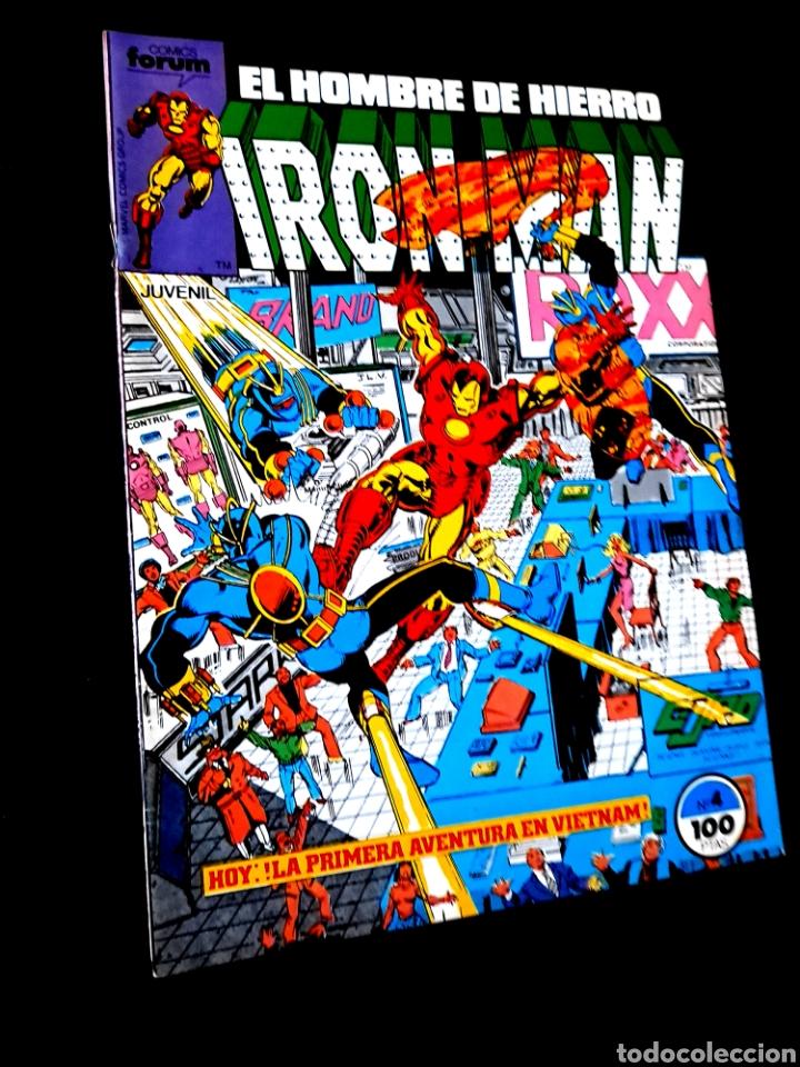 EXCELENTE ESTADO IRON MAN 4 COMICS FORUM (Tebeos y Comics - Forum - Otros Forum)
