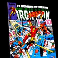 Cómics: EXCELENTE ESTADO IRON MAN 4 COMICS FORUM. Lote 269051663