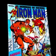 Cómics: EXCELENTE ESTADO IRON MAN 34 COMICS FORUM. Lote 269053068