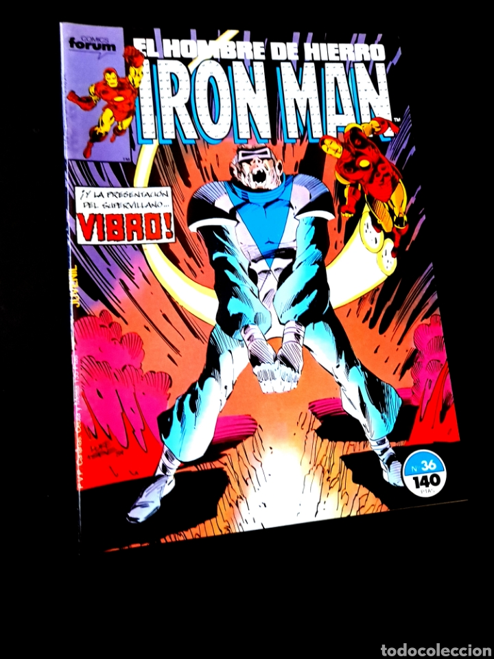 EXCELENTE ESTADO IRON MAN 36 COMICS FORUM (Tebeos y Comics - Forum - Iron Man)
