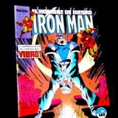 Cómics: EXCELENTE ESTADO IRON MAN 36 COMICS FORUM. Lote 269054398