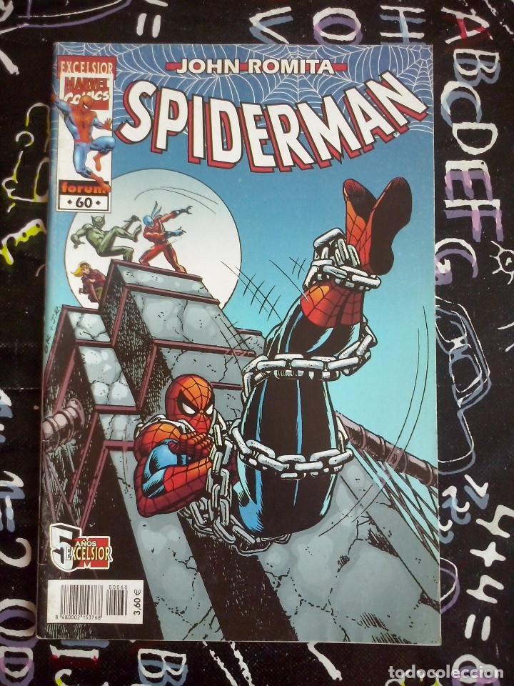 FORUM - SPIDERMAN ROMITA NUM. 60 . BUEN ESTADO (Tebeos y Comics - Forum - Spiderman)
