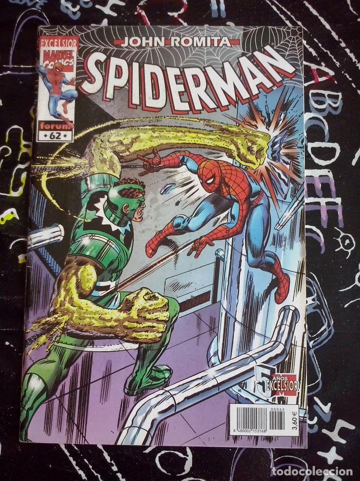 FORUM - SPIDERMAN ROMITA NUM. 62 . MUYY BUEN ESTADO (Tebeos y Comics - Forum - Spiderman)