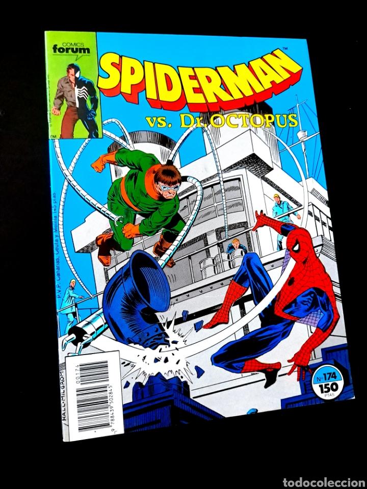 EXCELENTE ESTADO LOS 4 FANTASTICOS 174 COMICS FORUM (Tebeos y Comics - Forum - Spiderman)