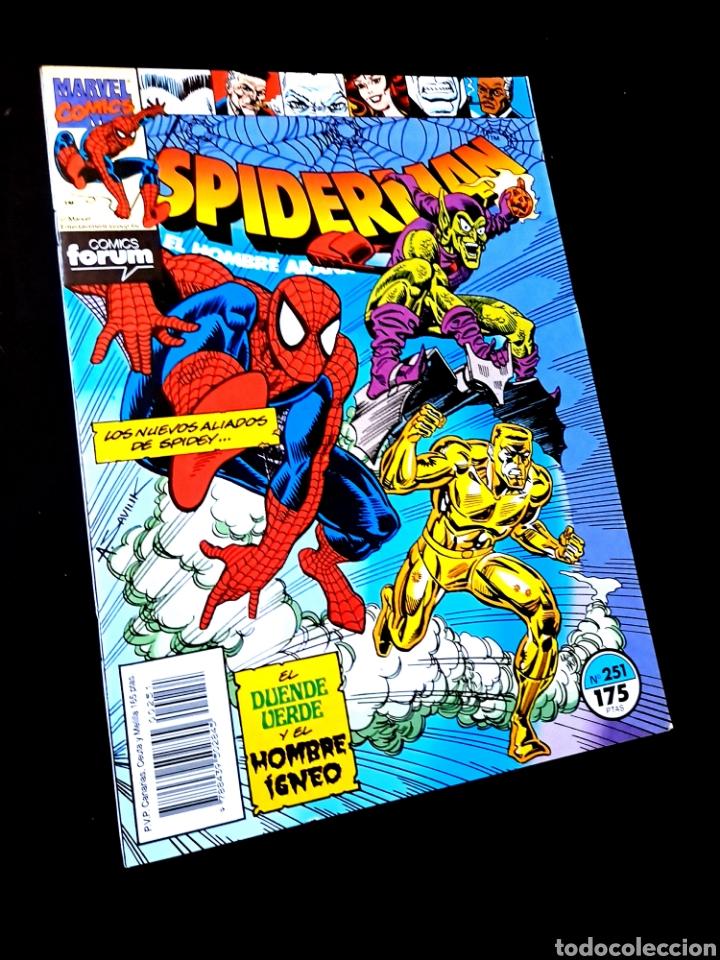 EXCELENTE ESTADO LOS 4 FANTASTICOS 251 COMICS FORUM (Tebeos y Comics - Forum - Spiderman)