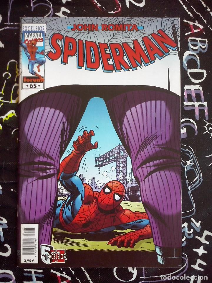 FORUM - SPIDERMAN ROMITA NUM. 65 . MUYY BUEN ESTADO (Tebeos y Comics - Forum - Spiderman)
